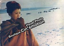 Photo Glacée Cinéma 24x30cm (1969) GOYÔKIN  Hideo Gosha - Tatsuya Nakadai EC a