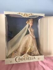 Disney 2015 Live Action Limited Edition Wedding Cinderella Doll
