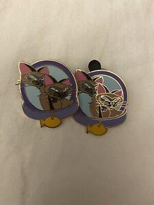 Magical Mystery Series 5 Si & Am Disney Pin 95708