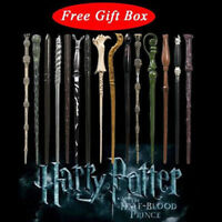 Harry Potter Baguette Magique Réplique Cosplay Wands Sticks Hermione Boîte Props