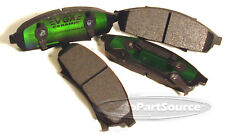Disc Brake Pad Set-Ceramic Pads Front Tru Star CBP376