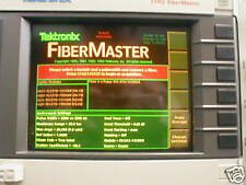 (1) Tektronix TFP2 Fibermaster with (2) FL1315 Modules