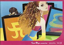 Hamasaki Ayumi Team Ayu Magazine Vol.32