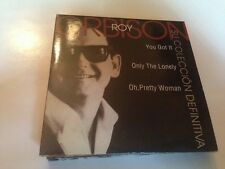 ROY ORBISON SPANISH CD SINGLE SPAIN SAMPLER CARD SLEEVE YOU GOT IT + 2
