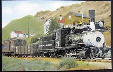 Colorado & Western Railroad ~ Locomotive # 71 ~ Central City Colorado