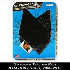 Stompgrip TRACTION Tapis KTM RC8 R 2008-2015 noir tankpad 55-10-0058b
