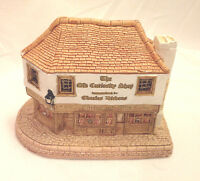 LILLIPUT LANE OLD CURIOSITY SHOP FIGURINE MINIATURE MASTER MADE IN THE UK
