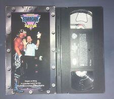 WCW Starrcade 97 (VHS, 1997) (Misprint Labeled 1998) nWo WWF WWE HULK HOGAN