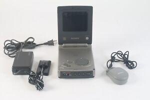 Sony IVO-V11 CD-I PortableViewer Lecteur CD-I Intelligent Portable Discman AS IS