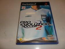 PlayStation 2 PS 2 pro evolution soccer 2