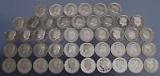 1964 -1967-1968 S - 2009 S PROOF Kennedy Half Dollar Coin Collection 45 Coins