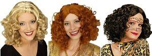 """Perücke Nadine Locken Charleston Disco 50erJahre Rock""""n Roll Damen Kleid Kostüm"""