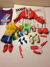 1979 Mattel TRACY Starr Doll Clothes And Accessories And Rare Promo Ad