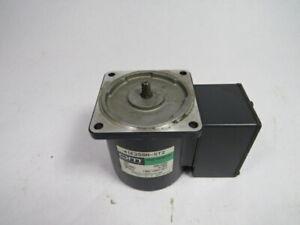 Oriental Motor 4IK25GN-ST2 25W 1300/1600RPM 200/220V 3PH .25A 50/60Hz. ! WOW !