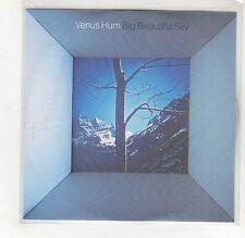 (GJ174) Venus Hum, Big Beautiful Sky sampler - DJ CD