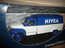 Schuco 1:43 Hanomg L 28 Koffer - LKW mit Nivea Werbung