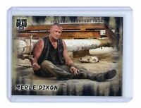 2018 The Walking Dead Hunters and Hunted #35 Merle Dixon SP Photo Variation