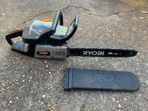 """Ryobi PCN 4040 Petrol Chainsaw 40cc 16"""""""
