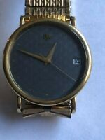 Raymond Weil Vintage  18K Gold Electroplated Automatic Men's Watch