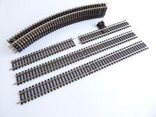 JOUEF / HORNBY 12 RAILS RAILS COURBES ET DROITS R600 / R601 / R605 / R8206