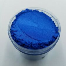 Jar 1oz Natural Periwinkle Mica Pigment Powder Soap Making Cosmetics
