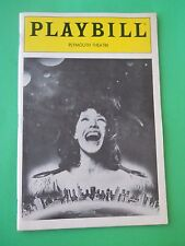 April 7 -1986 - Plymouth Theatre Playbill - Search for Signs of Intelligent Life