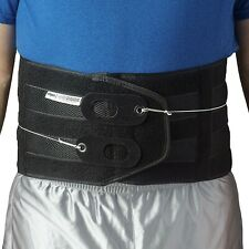 Aspen Quikdraw PRO Back Brace for Lower Back Pain SMALL Free Shipping