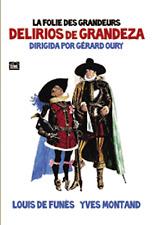 La Folie des Grandeurs - Delirios de Grandeza (DVD)