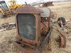 McCormick deering antique tractor radiator
