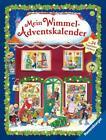 Mein Wimmel-Adventskalender | Mit 24 Pappbilderbüchern | Kalender | Deutsch