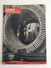 22.5.1960 Heft 21 Sowjetunion heute Gedenkfeier Mauthausen Spionageflug USA TOP