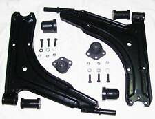 VW GOLF JETTA 1 Cabrio 1 SCIROCCO Braccetti sospensione Set poliuretano nero