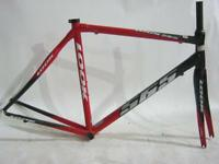 New other! Look 565 Frameset Road Bike Carbon red size L