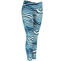 New Tennessee Titans Womens Size XS-S-L-XL Zubaz Yoga Leggings Pants