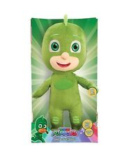 PJ Masks Sing and Talk Plush Gekko Soft Toy 35cm