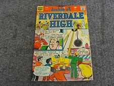 "Archie at Riverdale High #1 (1972) ""You Can't Win 'Em All"" * 7.5 * FN+ *"