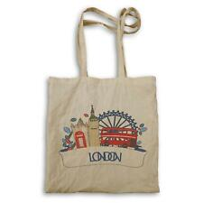 New Beautiful London England Tote bag m484r