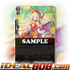 Cardfight Vanguard  x 4 Pleasant-Sound Maiden, Imarlute - G-BT08/099EN - C Mint