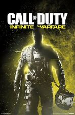 CALL OF DUTY - INFINITE WARFARE - KEY ART POSTER - 22x34 VIDEO GAME 15053