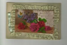 VINTAGE BIRTHDAY GREETINGS CARD FROM COLLECTION B4