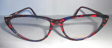 GLASSES VINTAGE MADE IN ITALY OCCHIALE VISTA UNISEX LUNETTES L'AMY NADIA 6419
