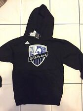adidas Montreal Impact Fleece Hoodie Size Small Brand new with Tags
