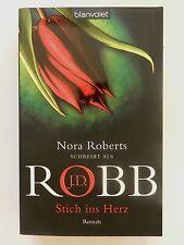 Nora Roberts J D Robb Stich ins Herz Roman Krimi Blanvalet Verlag
