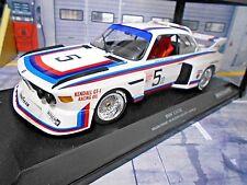 BMW 3.5 CSL 6h Watkins Glen #5 Miller Cowart Kendall 1979 NEU Minichamps 1:18