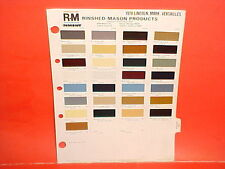 1978 LINCOLN CONTINENTAL TOWN CAR DIAMOND JUBILEE MARK V VERSAILLES PAINT CHIPS