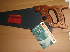 VTG Disston D-230-SS 5 1/2 Point Satin Slide Teflon-S New Handsaw Rare NOS MIB