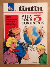 LE JOURNAL DE TINTIN - 865 : 20 mai 1965