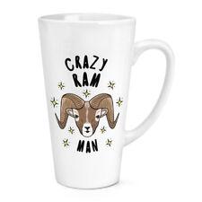 Crazy Ram Man stelle 17 OZ (ca. 481.93 g) Grande Latte Macchiato tazza-ANIMALE BUFFO