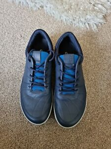 Men's Ecco Hydromax Spiked Golf Shoes 8/42 only used once.