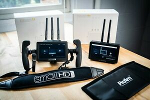 SmallHD FOCUS Bolt 500 TX Monitor & RX Monitor Kit with More